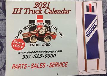 Picture of 2021 IH Scout/Truck Calendar